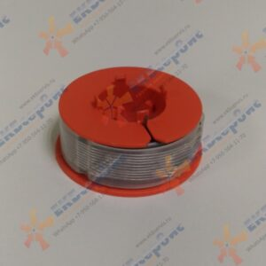 F.016.L71.599 Bosch Шпулька (дозатор лески) с леской для всех триммеров ART Combitrim/Easytrim (замена F.016.L71.085)