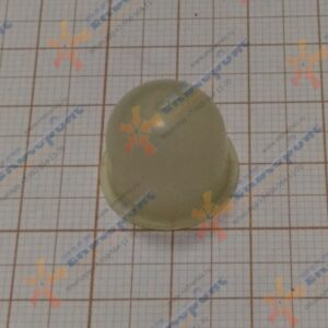 010125B AEZ Резиновый купол для ручного топливо-подкачивающего насоса, D купола 15,5мм, H-15мм, d-18