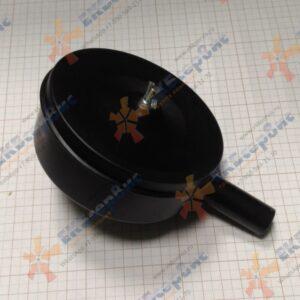 010233G AEZ Фильтр в сборе для компрессора Интерскол, D-100мм, резьба 1/2, металлический корпус