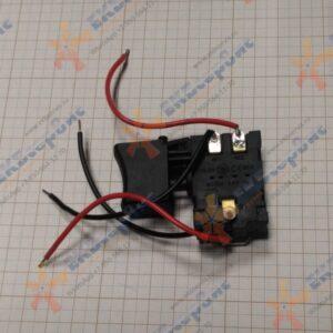 294 AEZ Выключатель для шуруповертов Makita 6261D, 6271D, 6281D, 8271D, 8281D (аналог 650672-7)