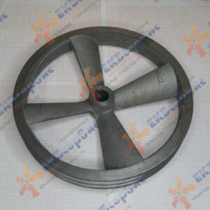 6909010041 Шкив с охлаждающей крыльчаткой для компрессора Кратон AC-630-110-BDW