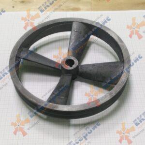 69120010041 Шкив с охлаждающей крыльчаткой для компрессора Кратон AC-630-300-BDW