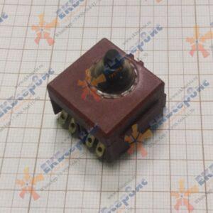 149А AEZ Выключатель подходит для УШМ Интерскол 125/750, Макита с боковыми направляющими