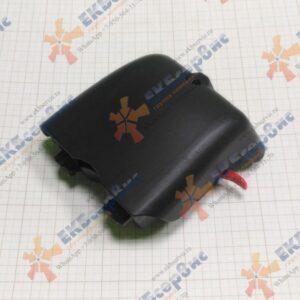 0810.006601 Elitech Корпус воздушного фильтра с заслонкой БМ52Е, БМ52Н