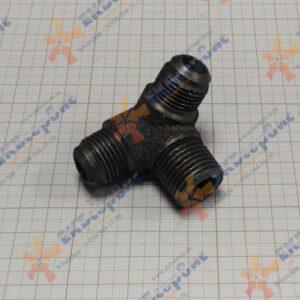 6908010019 Штуцер тройной для компрессора Кратон AC-440-100-BDV