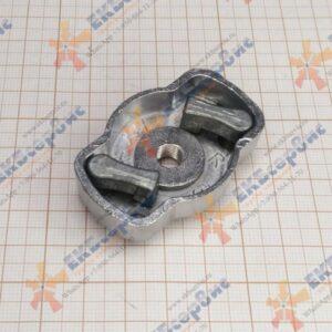 010043(В) AEZ Храповик стартера для китайских бензокос объёмом 26 см3 51,5x35x15мм, M8, кольцо 18
