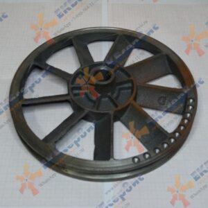 69100010039 Шкив с охлаждающей крыльчаткой для компрессора Кратон AC-440-50-BDV
