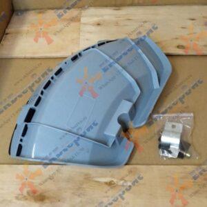 010046(A4) AEZ Защитный кожух для бензокос усиленный с ребрами жесткости