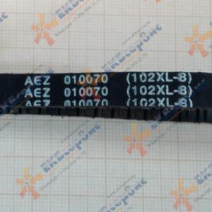 010070(102XL-8) AEZ Ремень зубчатый 102XL-8 для Bort BBS-1010N, рубанков и ЛШМ Китай