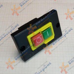 TC9819L-9 Sturm! Выключатель в рамке, CK-1 6A 22х43мм / SWITCH